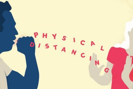 distancing covid19 and isolation