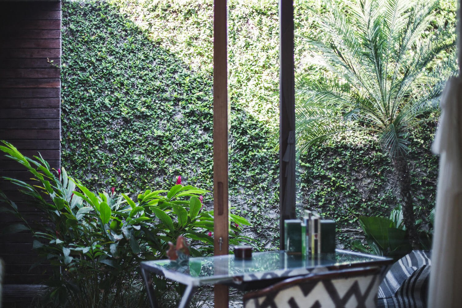 Exterior lovely corner at The Place Retreats Bali