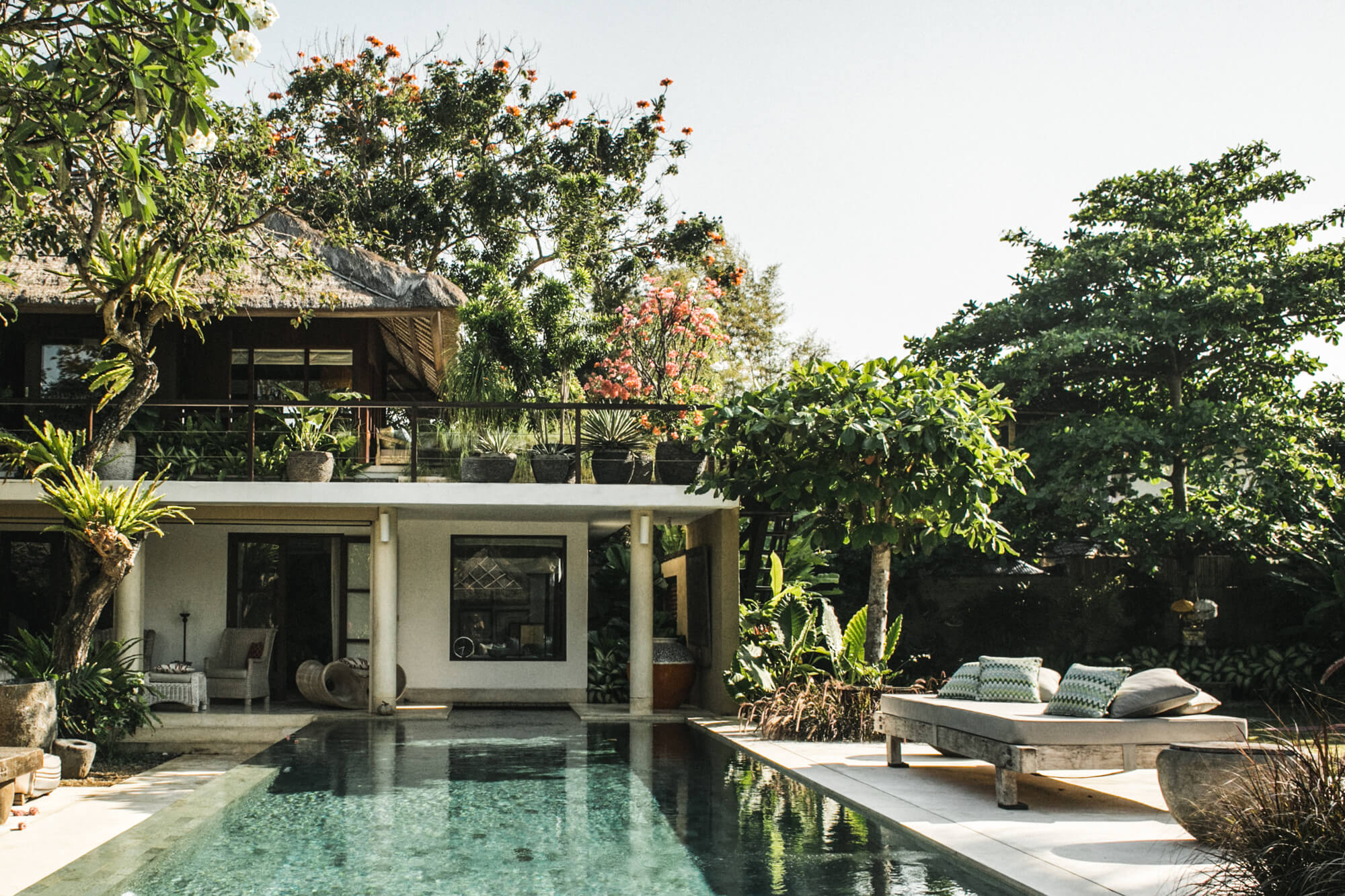 Swimming pool at The Place Retreats Bali