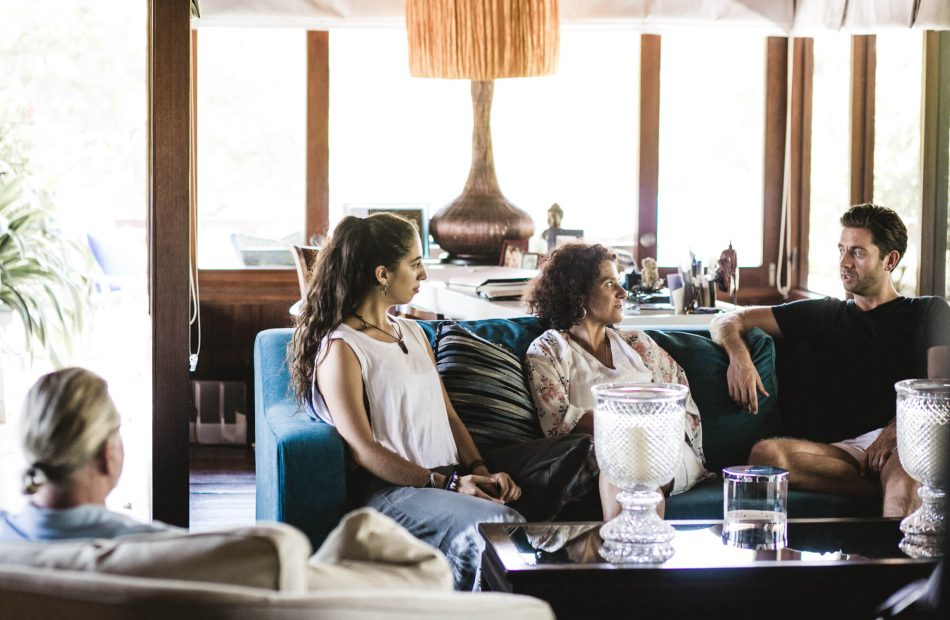 Therapy at The Place Retreats Bali