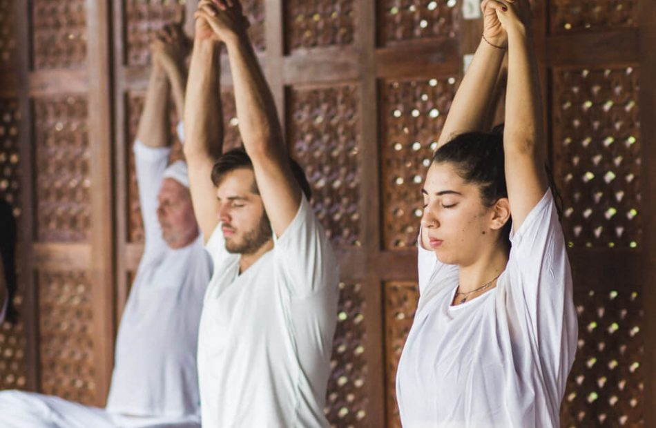 Yoga Class - Individual Retreats - 1 - The Place Retreats Bali