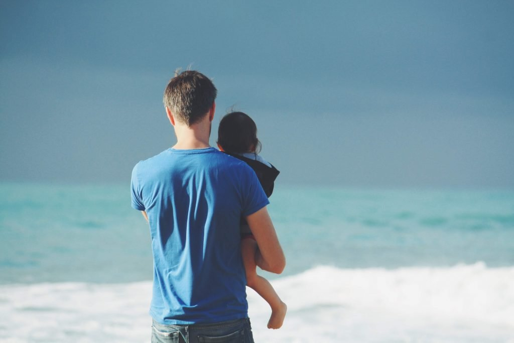 Parent with his kid - The Place Retreats
